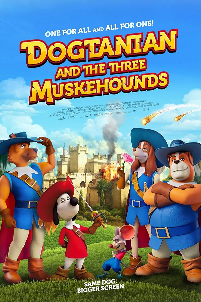 Dogtanian & the Three Muskehounds